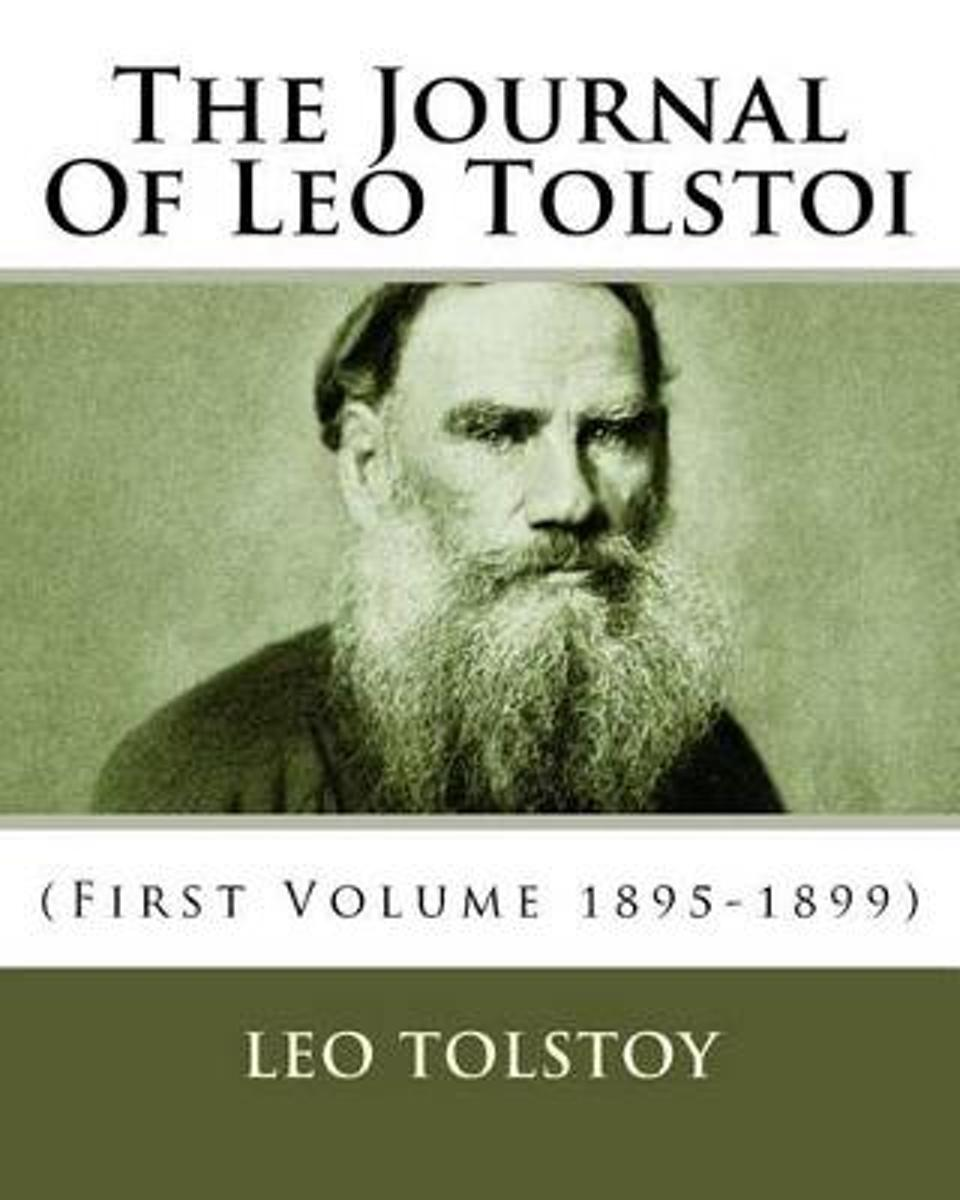 The Journal of Leo Tolstoi