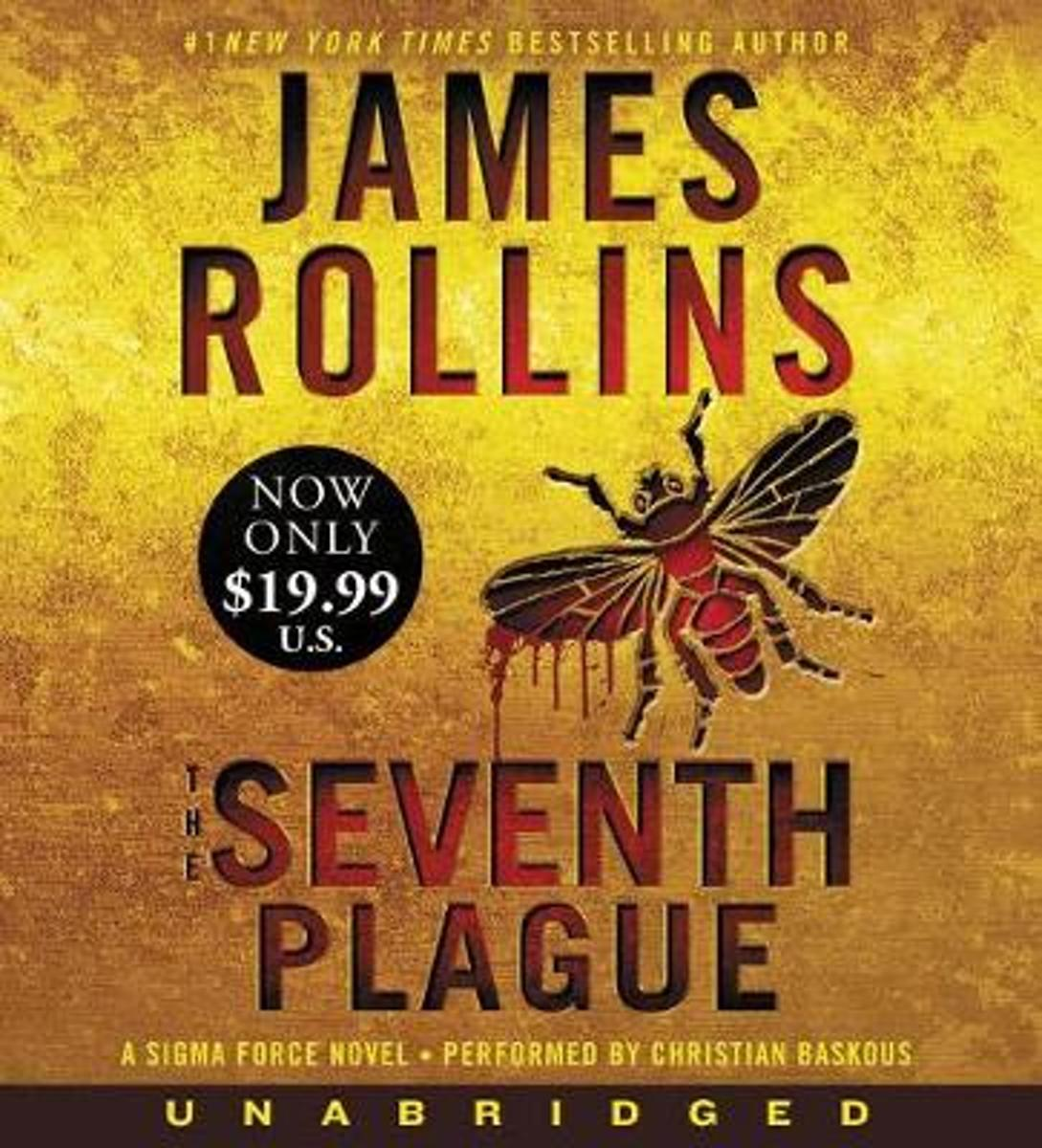 The Seventh Plague Unabridged Low Price CD
