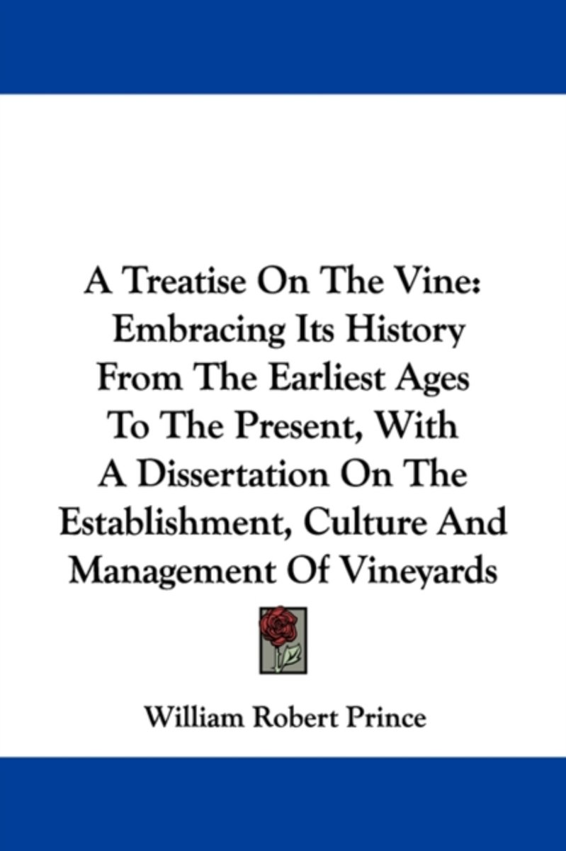 A Treatise on the Vine