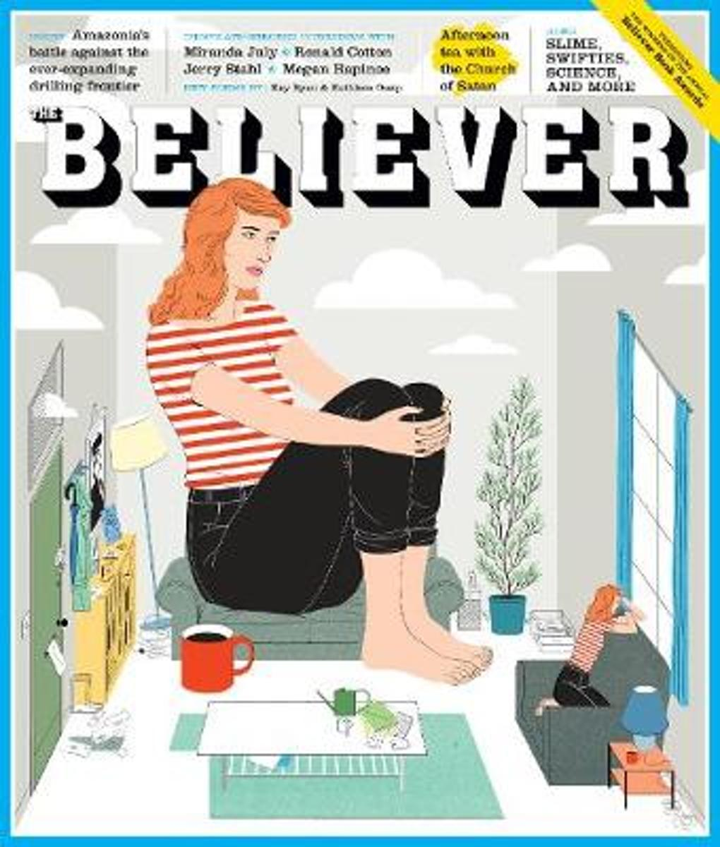 The Believer, Issue 113