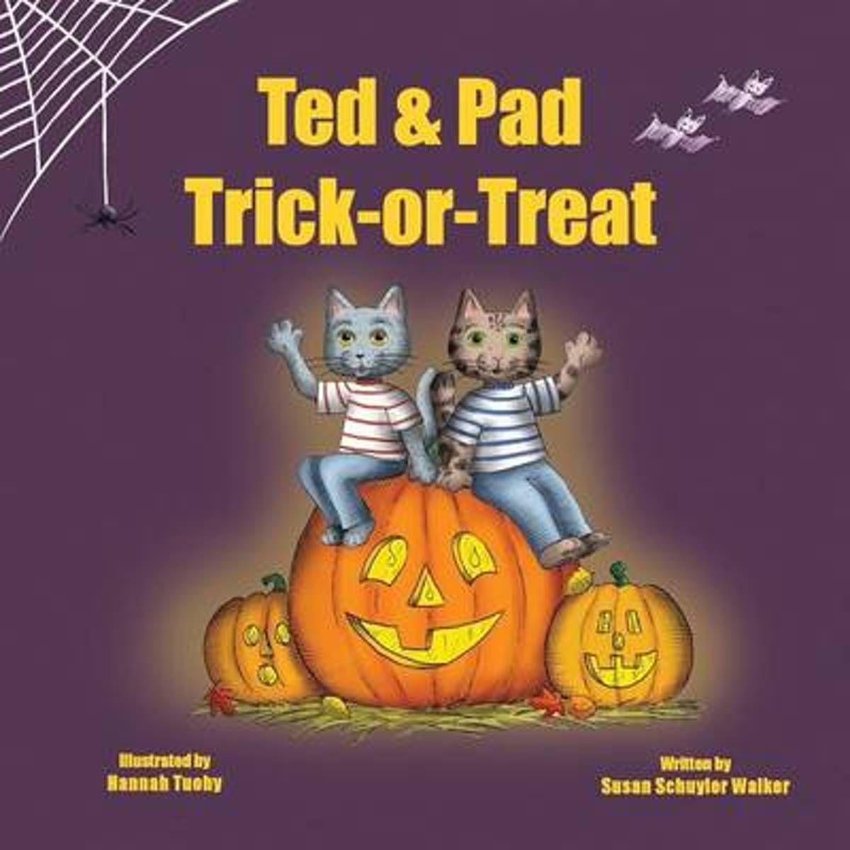 Ted & Pad Trick-Or-Treat