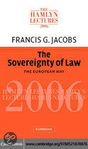 The Sovereignty of Law