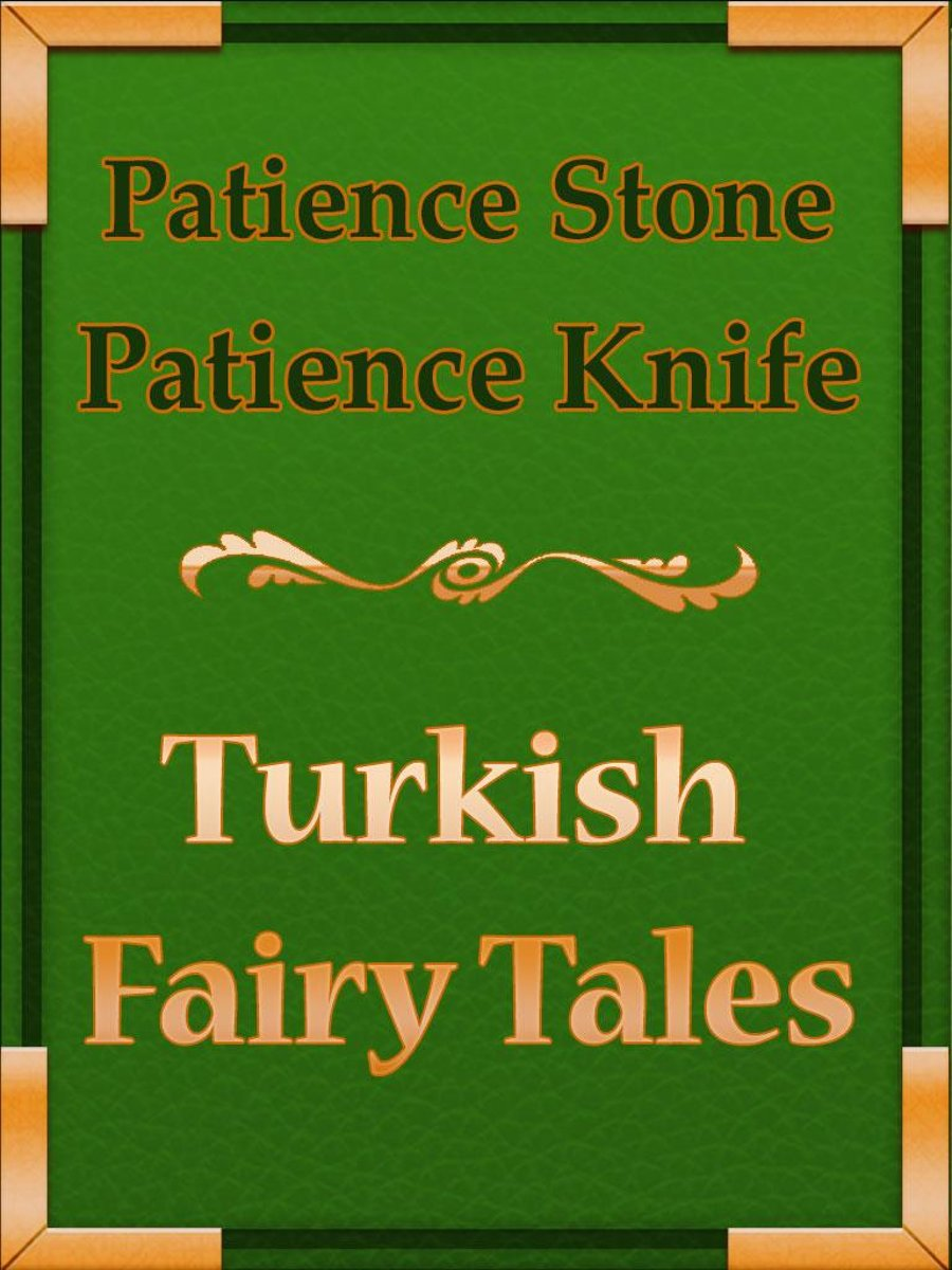Patience-Stone and Patience-Knife