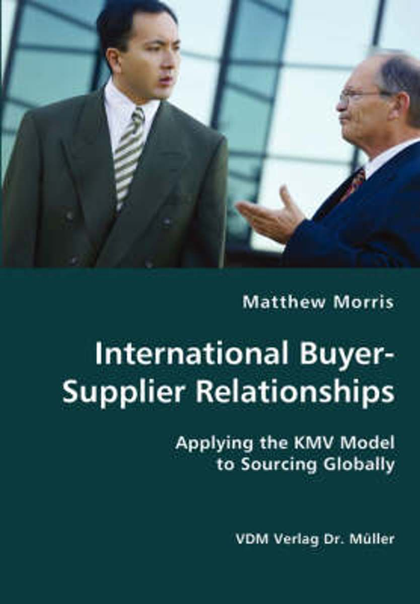 International Buyer-Supplier Relationships