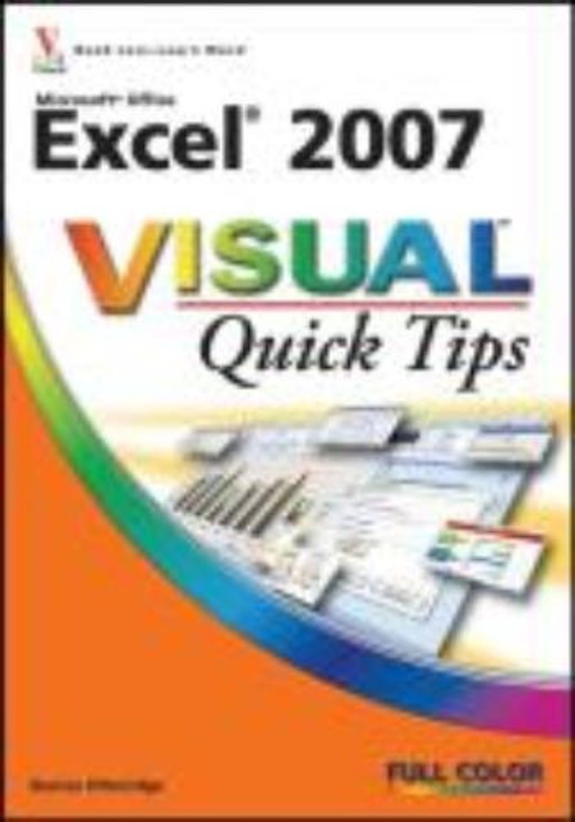 Excel 2007 Visual Quick Tips