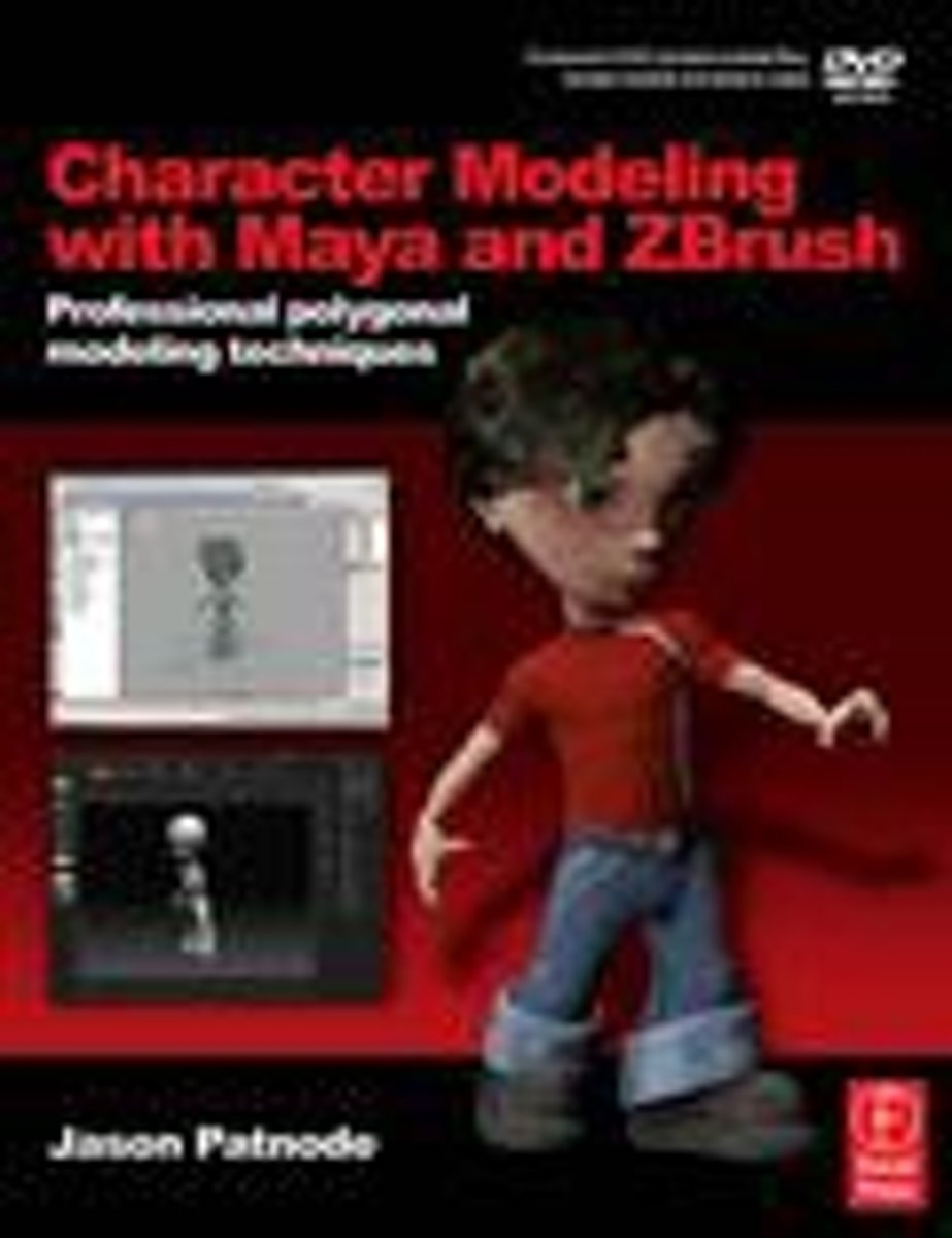 Character Modeling with Maya and ZBrush