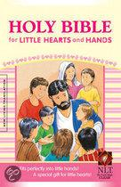 Holy Bible For Little Hearts And Hands-Nlt-Compact