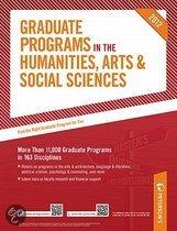 Graduate Programs in the Humanities, Arts & Social Sciences