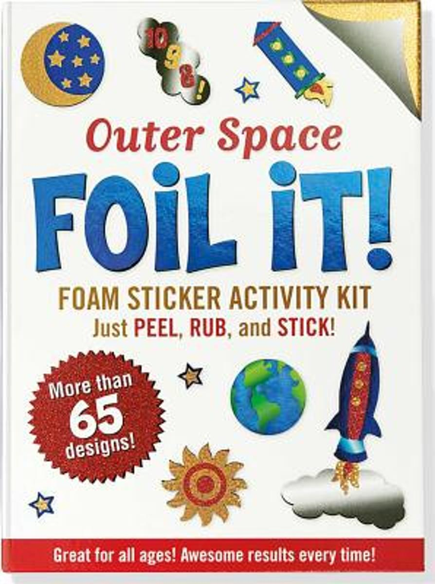 Large Foil It! Outer Space