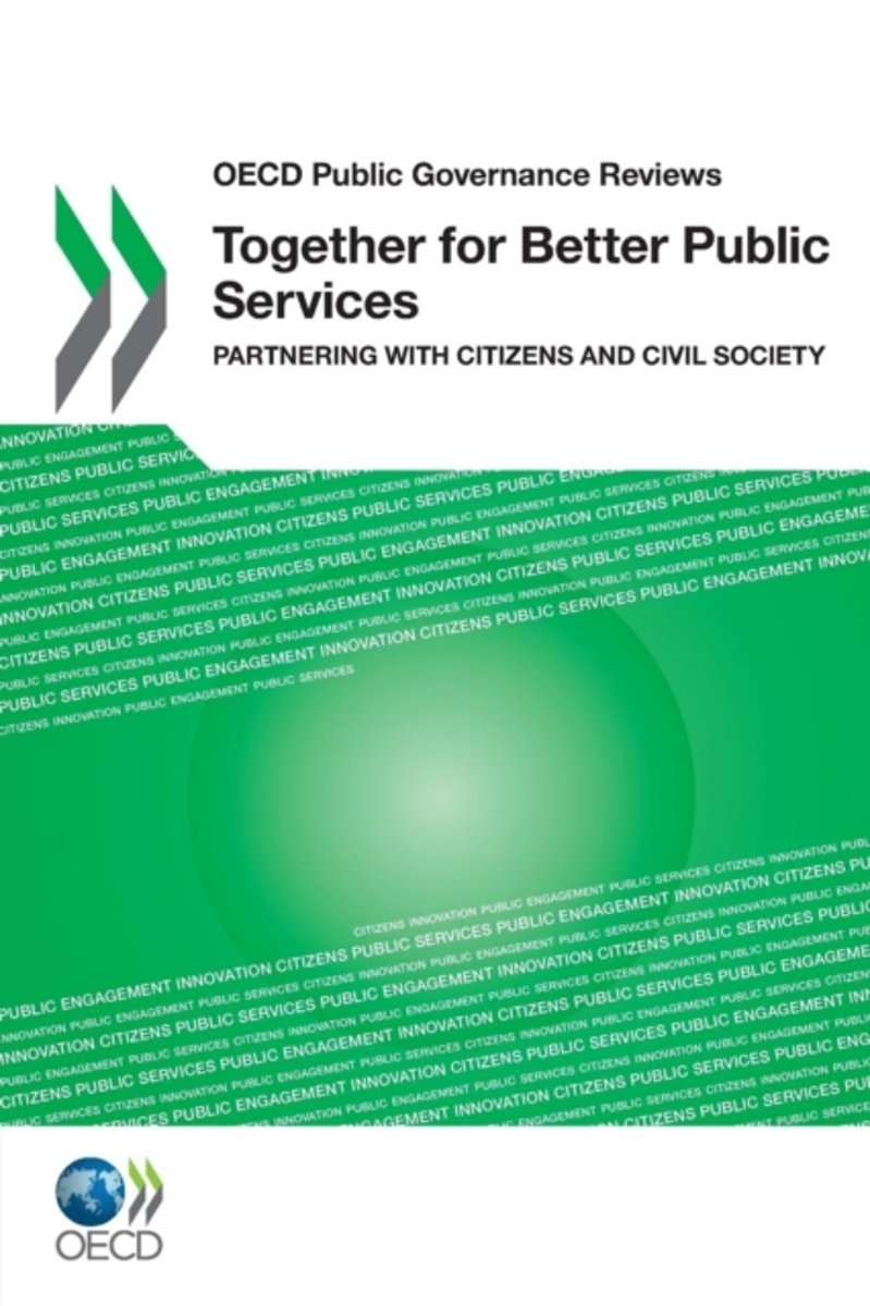 Together for Better Public Services