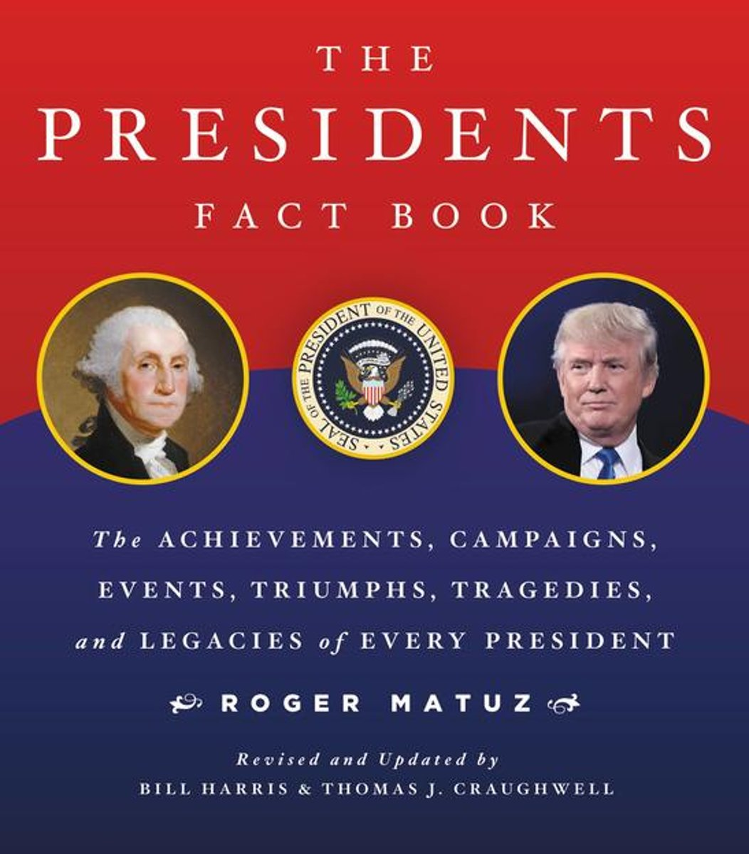 Presidents Fact Book Revised and Updated!