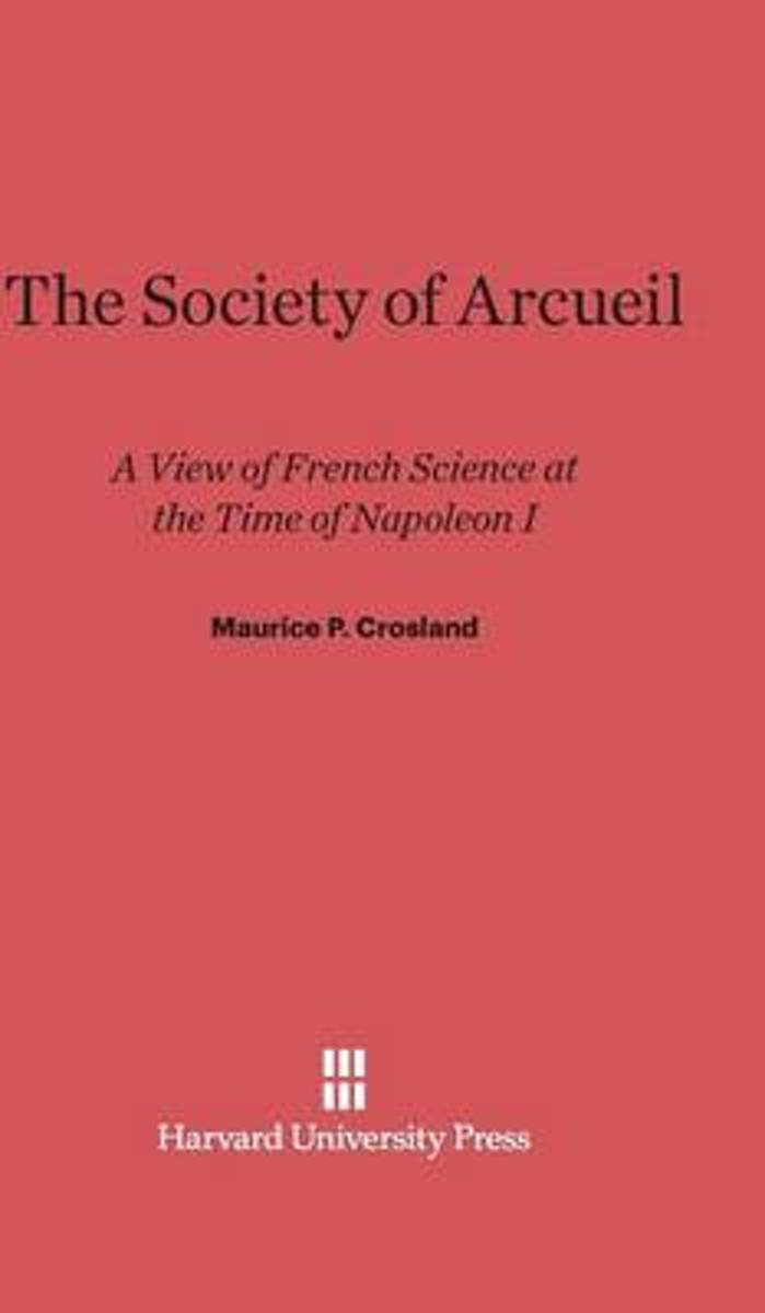 The Society of Arcueil