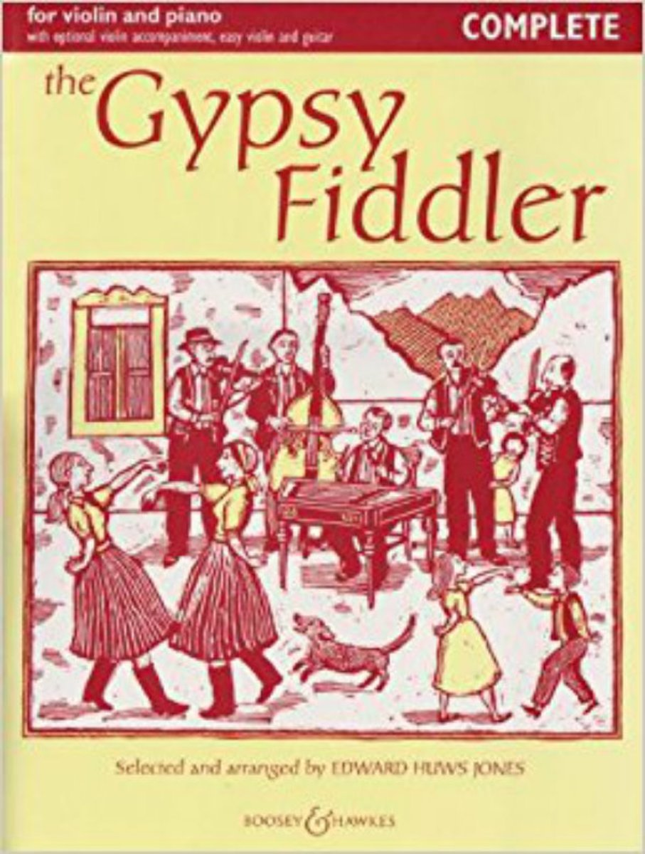 The Gipsy Fiddler - Complete