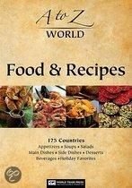 A to Z World Food & Recipes