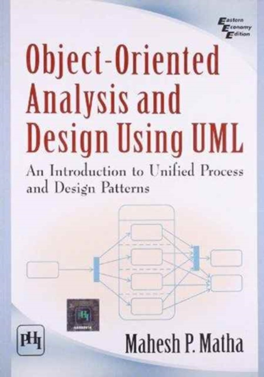 Object-oriented Analysis and Design Using Umlan Introduction to Unified Process and Design Patterns