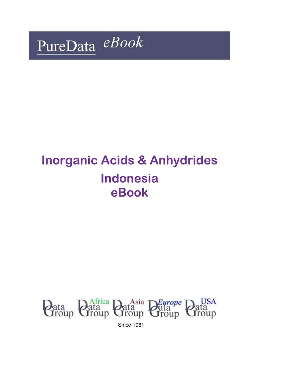 Inorganic Acids & Anhydrides in Indonesia