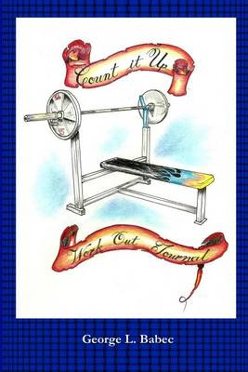 Count It Up Workout Journal