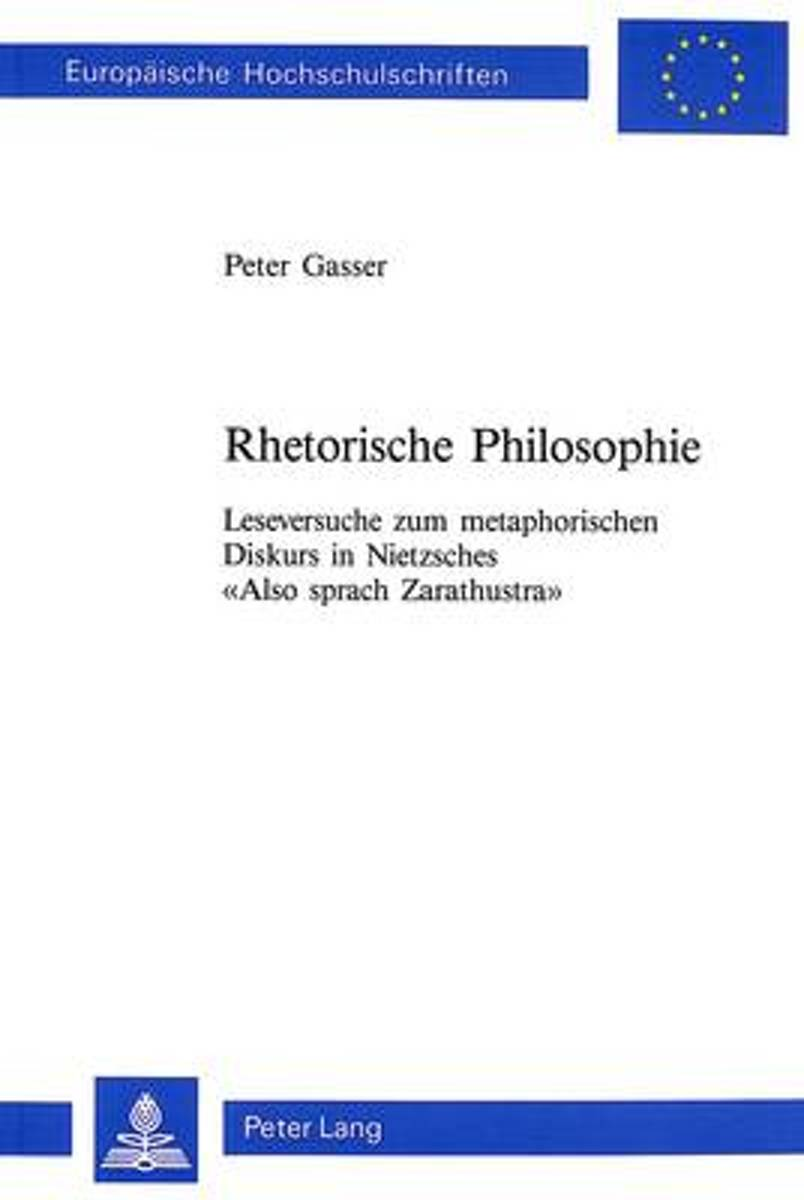 Rhetorische Philosophie