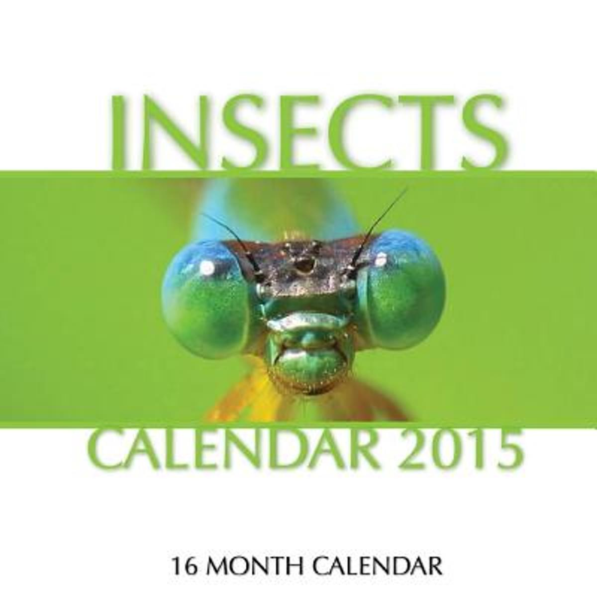 Insects Calendar 2015