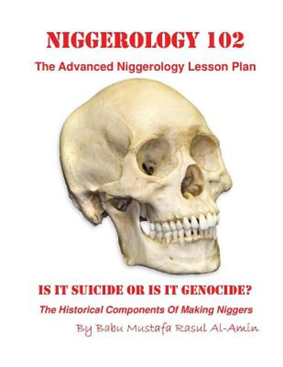 Niggerology 102 (the Advanced Niggerology Lesson Plan)