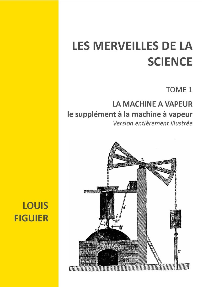 LES MERVEILLES DE LA SCIENCE version illusrée