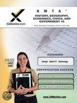 Nmta History, Geography, Economics, Civics, and Government 16 Teacher Certification Test Prep Study Guide