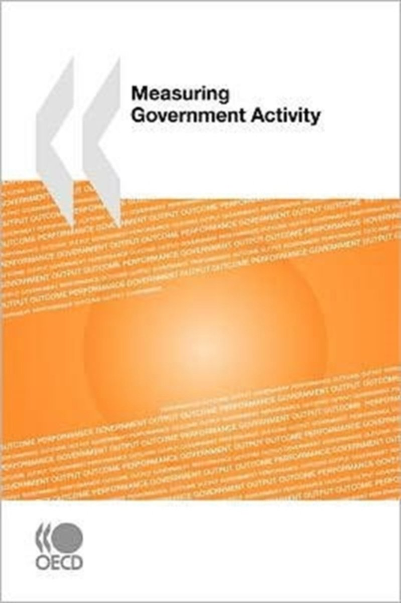 Measuring Government Activity