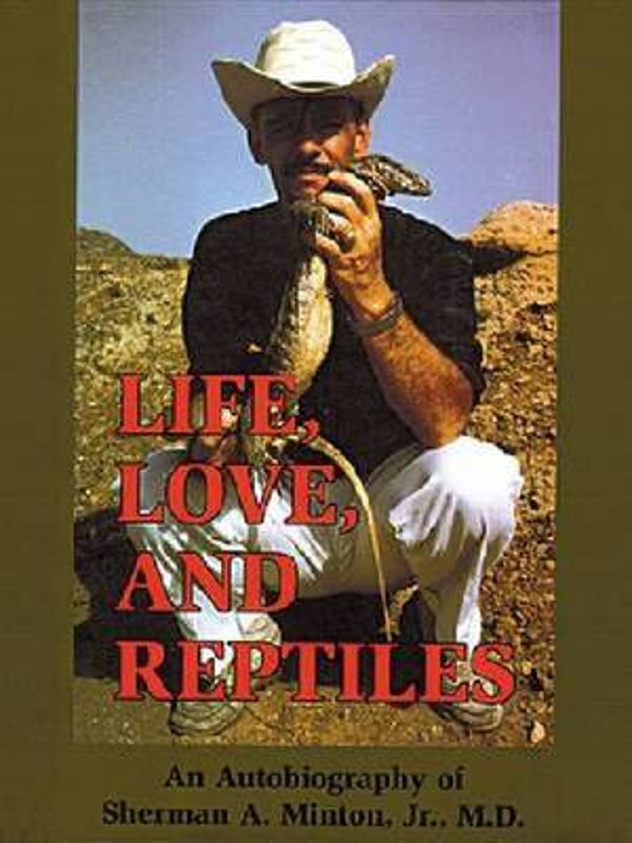 Life, Love and Reptiles