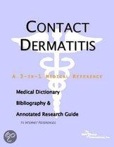 Contact Dermatitis - a Medical Dictionary, Bibliography, and Annotated Research Guide to Internet References