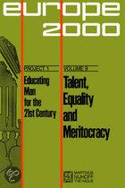 Talent, Equality and Meritocracy