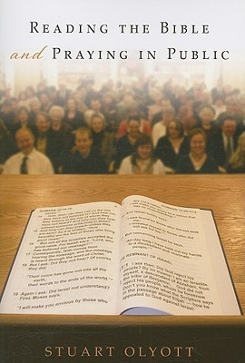 Reading the Bible and Praying in Public