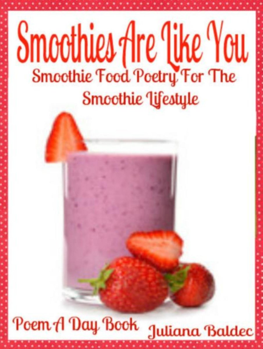Smoothies Are Like You