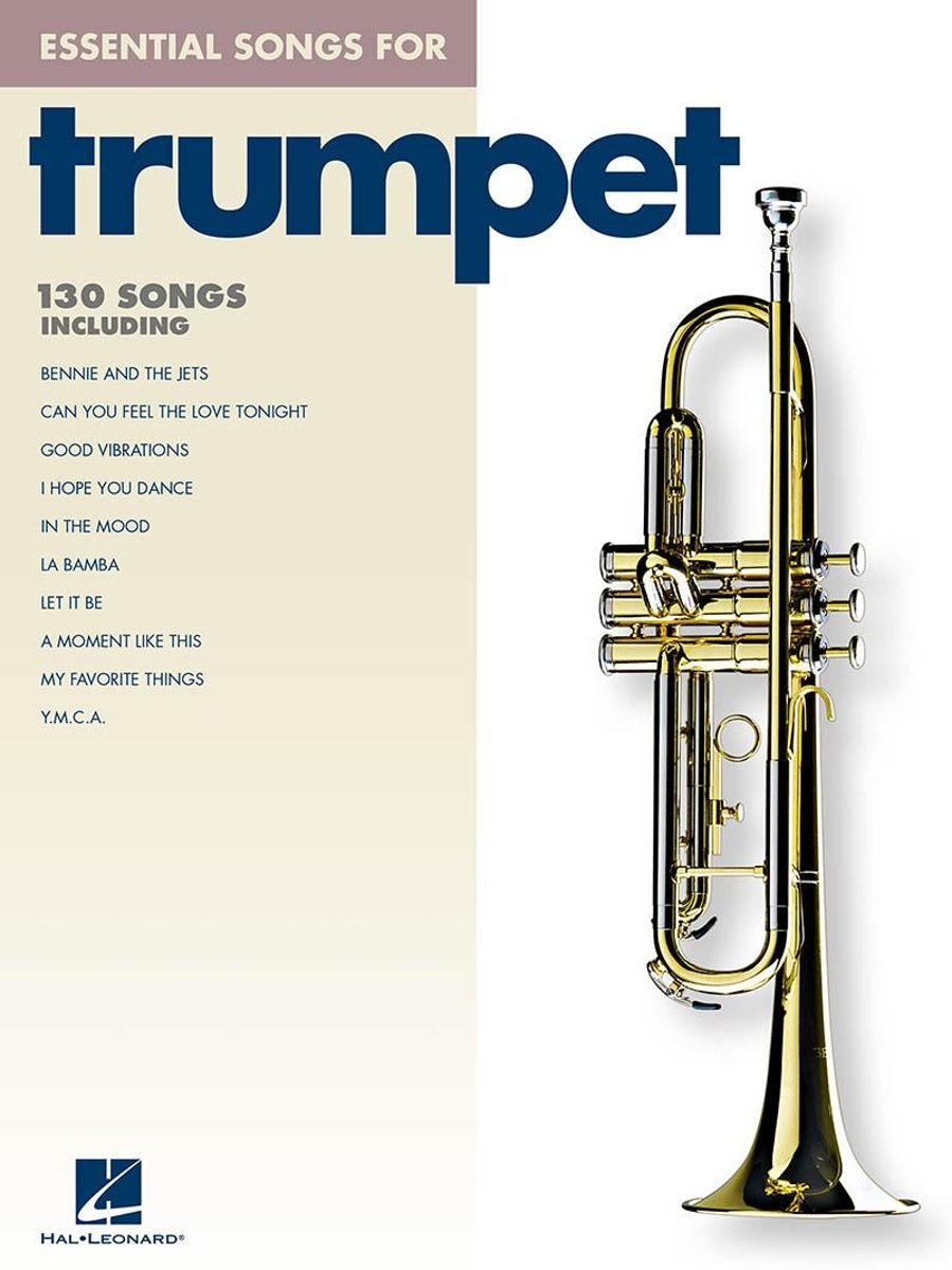 Essential Songs for Trumpet (Songbook)
