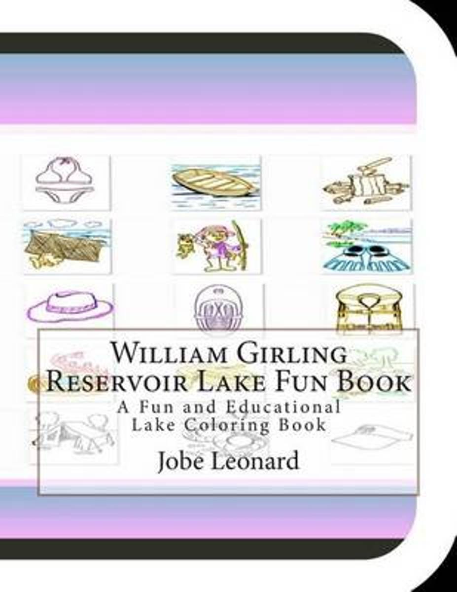 William Girling Reservoir Lake Fun Book