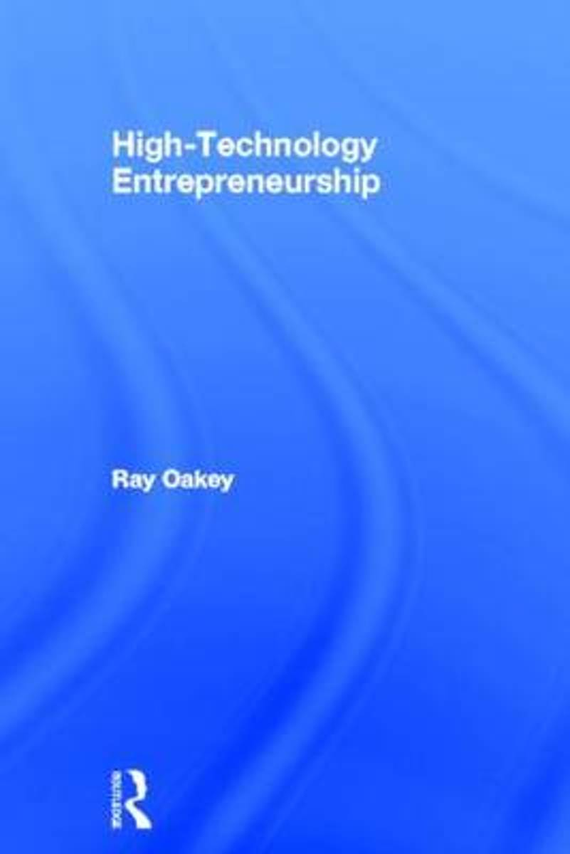 High Technology Entrepreneurship
