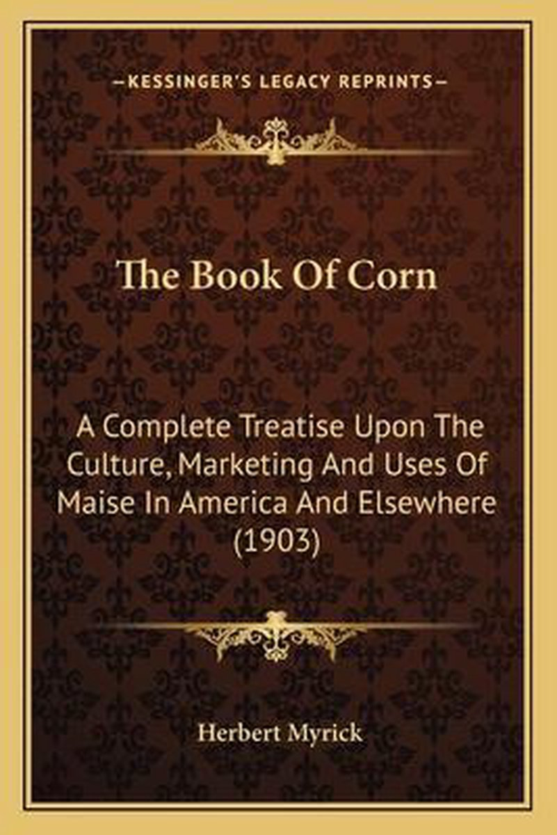 The Book of Corn