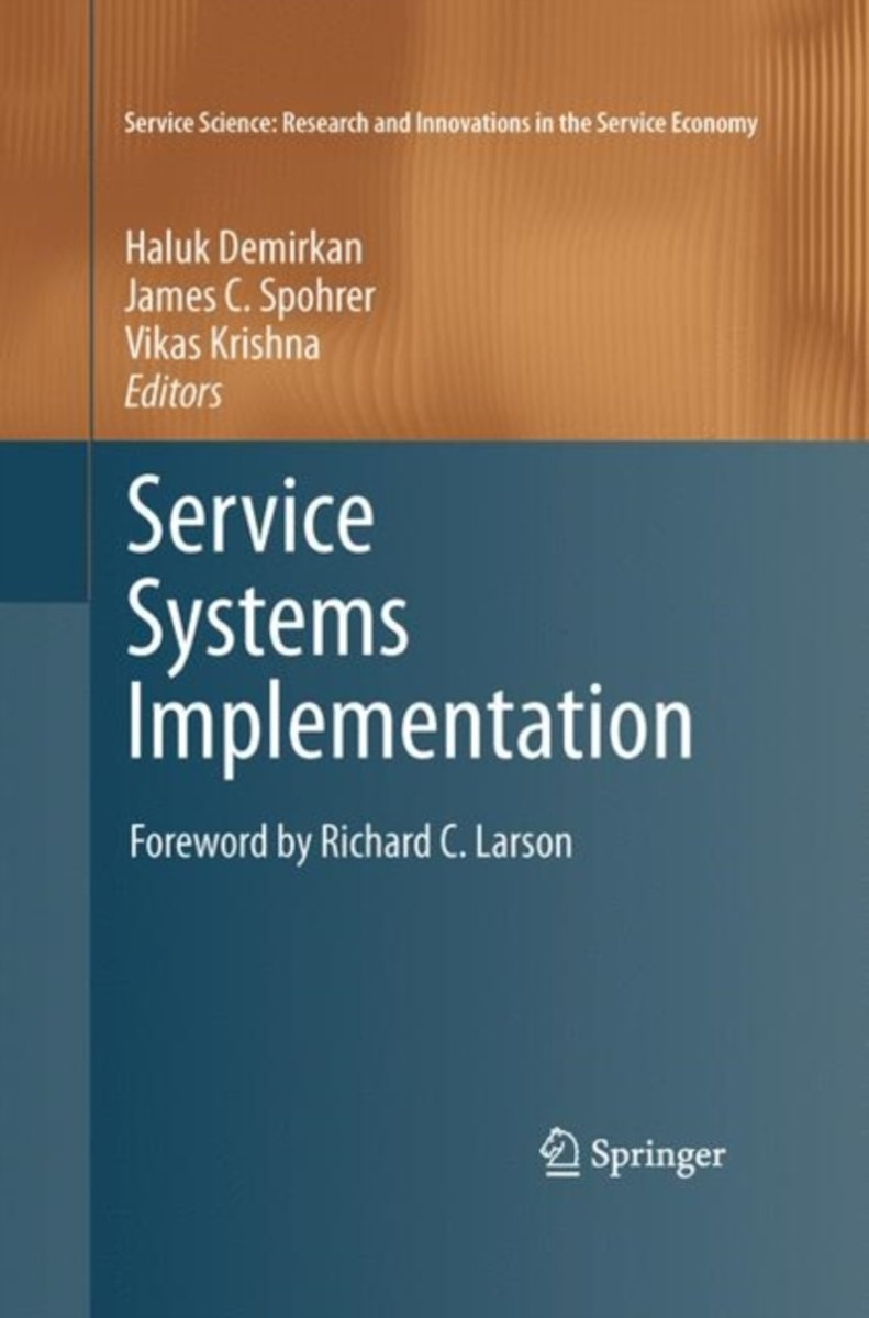 Service Systems Implementation