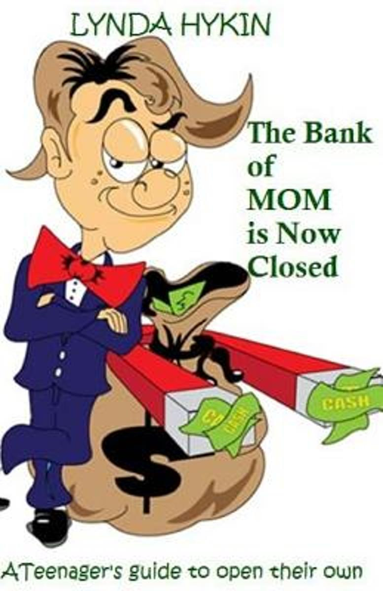 The Bank of Mom Is Now Closed