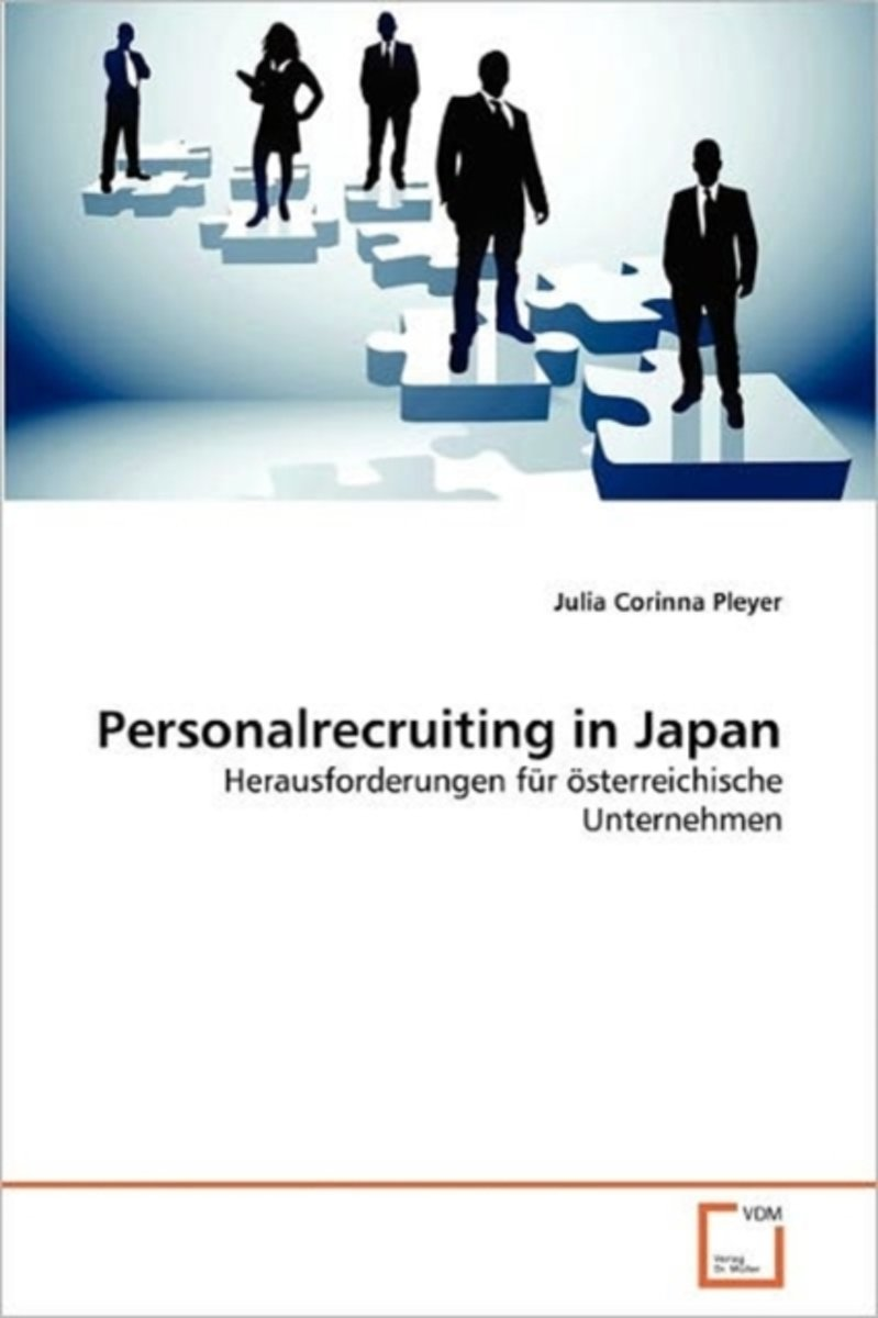 Personalrecruiting in Japan
