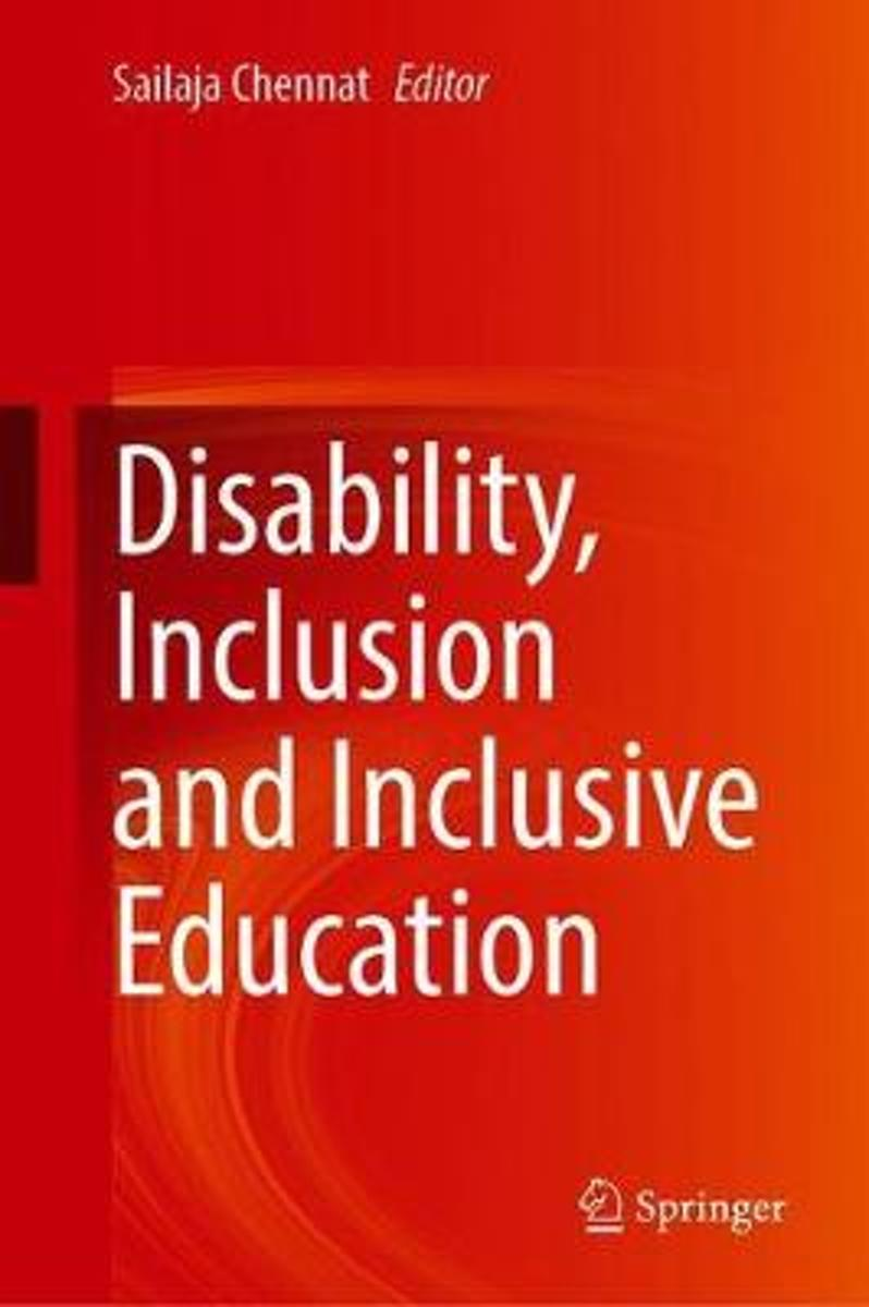 Disability, Inclusion and Inclusive Education