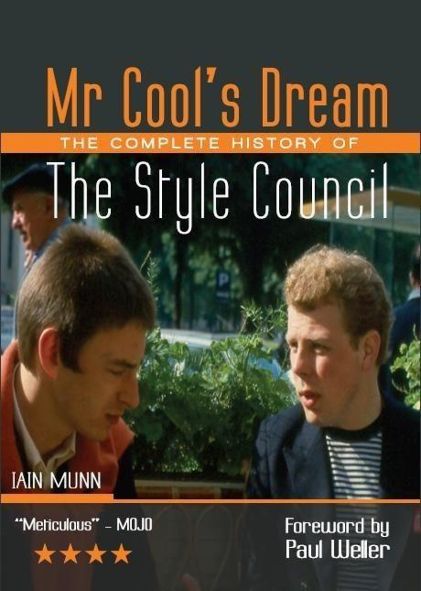 Mr Cool's Dream - Paul Weller with The Style Council