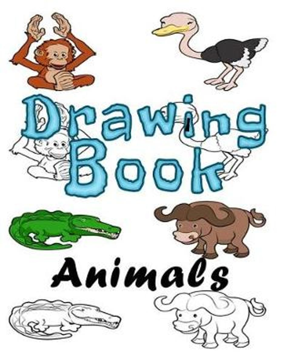 Drawing Book Animals