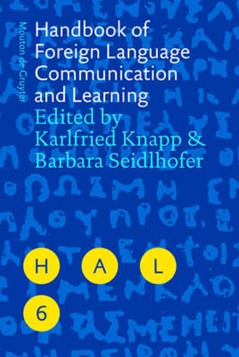 Handbook of Foreign Language Communication and Learning