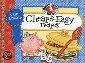 Our Favorite Cheap & Easy Recipes