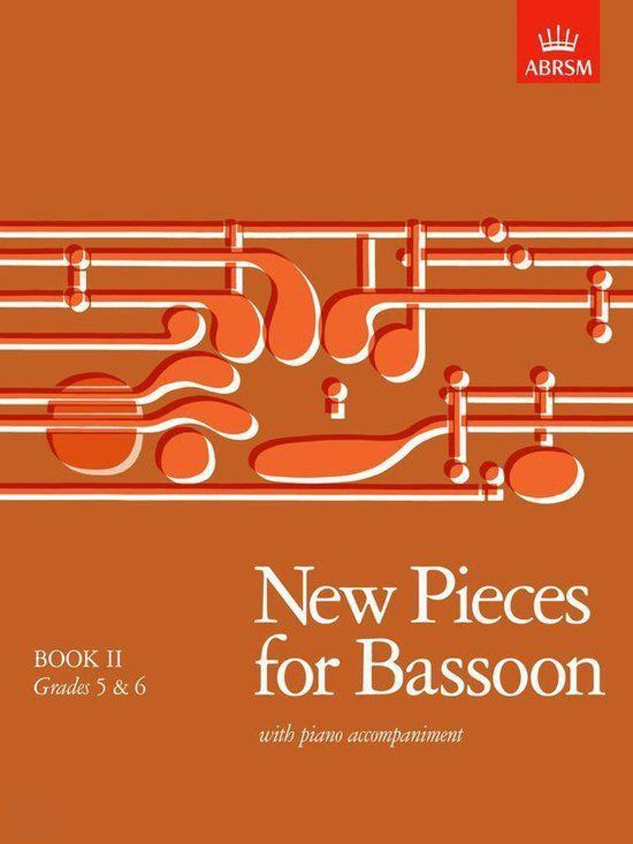 New Pieces for Bassoon, Book II