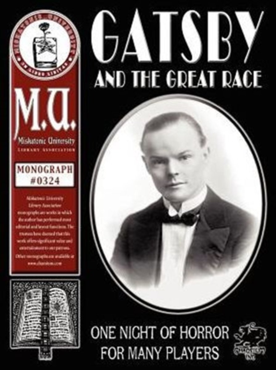Gatsby and the Great Race