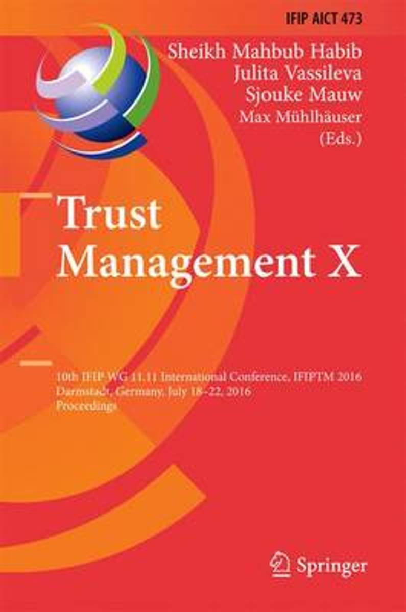 Trust Management X image