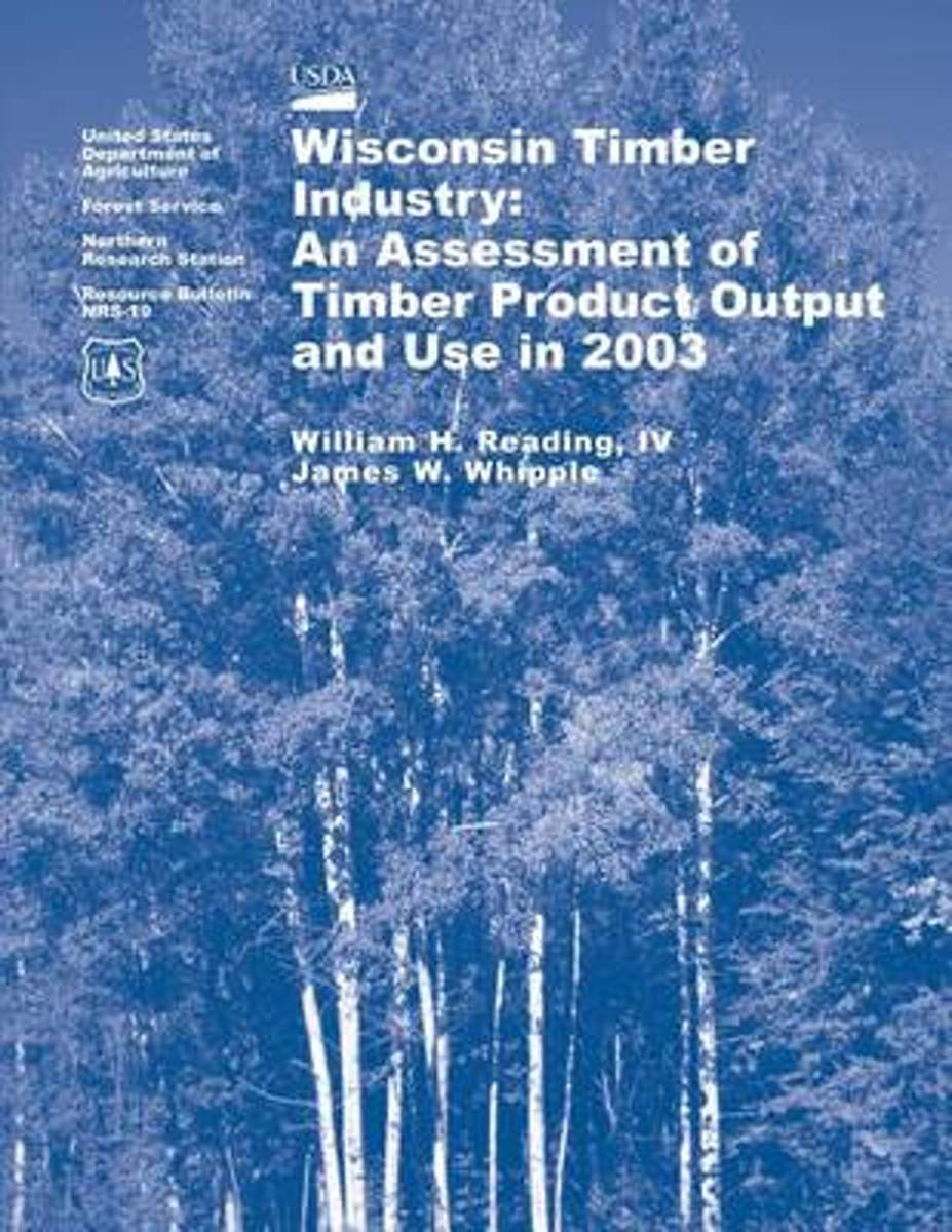 Wisconsin Timber Industry
