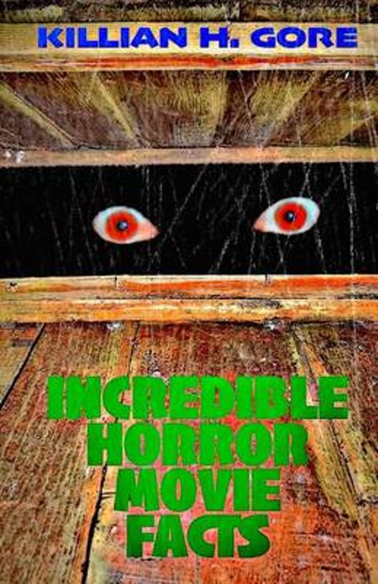 Incredible Horror Movie Facts