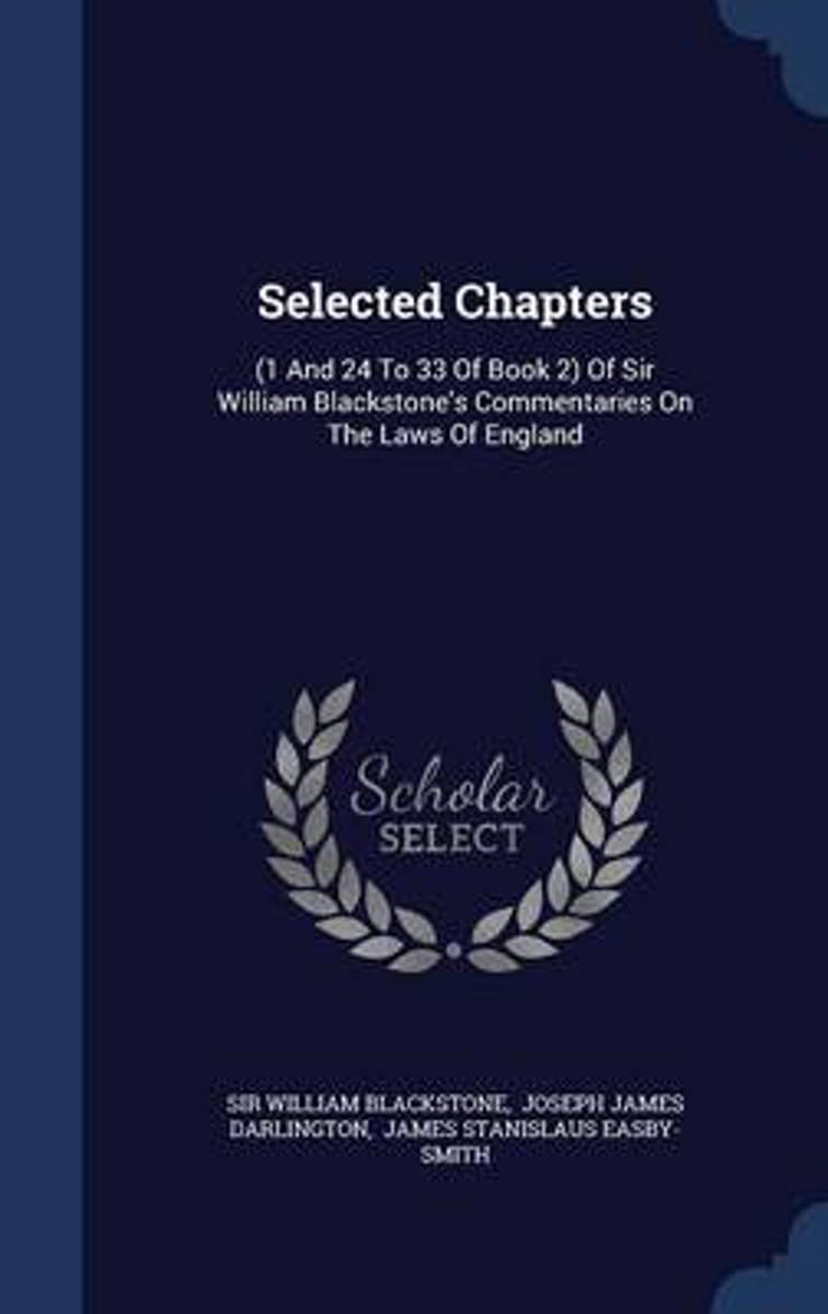 Selected Chapters